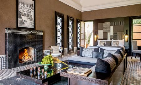 Pavillion (Free airport transfer, Free Breakfast, Free Wifi) - Palais Aziza & SPA - Marrakech
