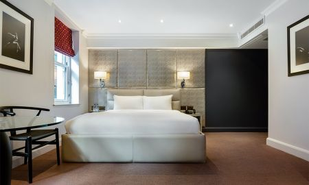 Deluxe Room - Offered £15.00 Daily Coupon - Radisson Blu Edwardian Mercer Street Hotel - London