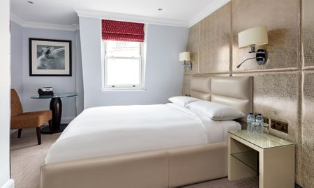 Chambre Double Cosy - Radisson Blu Edwardian Mercer Street Hotel, London - Londres