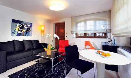 Suite Irmgard - Hotel Le Cerf - Marlenheim