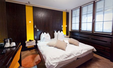 Quarto Privilégio - Hotel Le Cerf - Marlenheim