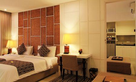 Suite una Habitación - Astana Kunti Suite Apartment & Villa - Bali