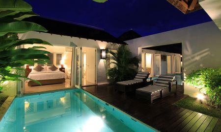 Villa con un Dormitorio - Piscina Privada - Astana Kunti Suite Apartment & Villa - Bali