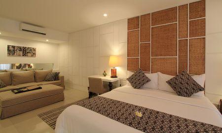 Suite Apartamento Dos Habitaciones - Astana Kunti Suite Apartment & Villa - Bali