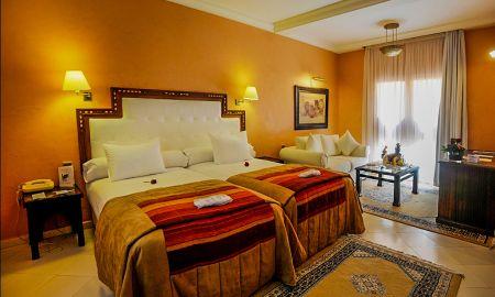 Habitación Delujo - Le Berbere Palace - Ouarzazate