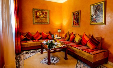 Junior Suite - Le Berbere Palace - Ouarzazate