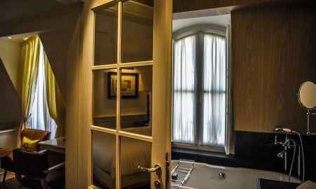 Suite Junior - Hotel Marquis Faubourg Saint Honore Relais & Châteaux - Paris