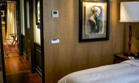 Suite Master - Hotel Marquis Faubourg Saint Honore Relais & Châteaux - Paris