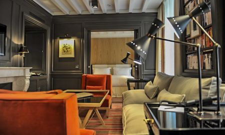 Suite Executive - Hotel Marquis Faubourg Saint Honore Relais & Châteaux - Paris