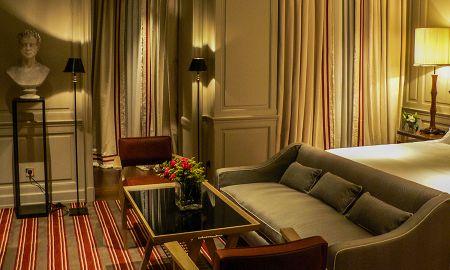 suite superieure - Hotel Marquis Faubourg Saint Honore Relais & Châteaux - Paris