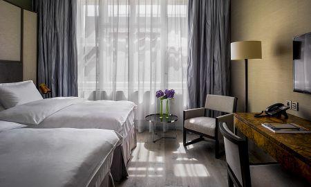 Habitación Twin - The Emblem Hotel - Praga