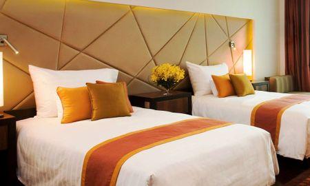 Habitación Twin Deluxe - VIE Hotel Bangkok - MGallery Collection - Bangkok