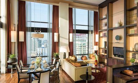 Suite Dúplex Grand - Soggiorno Separato - VIE Hotel Bangkok - MGallery Collection - Bangkok