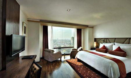 Quarto Deluxe - VIE Hotel Bangkok - MGallery Collection - Bangkok