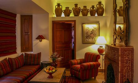 Suite Standard Patio - La Maison Arabe - Marrakech