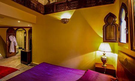 Standard Zimmer - Patio - La Maison Arabe - Marrakesch