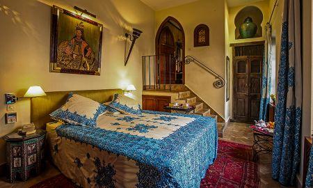 Standardzimmer - Gartenblick - La Maison Arabe - Marrakesch
