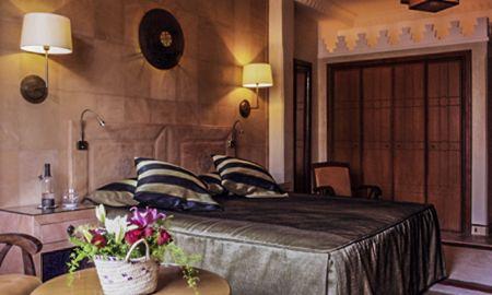 Standard Suite - Gartenseite - La Maison Arabe - Marrakesch