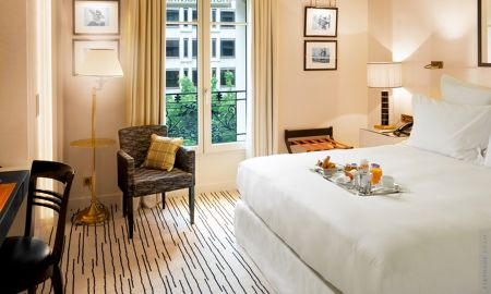 Suite Junior - Hotel Montaigne - Paris