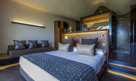 Chambre Premium - Cava & Hotel Mastinell - Vilafranca Del Penedes
