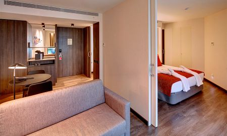 Suite - Olivia Balmes Hotel - Barcelone