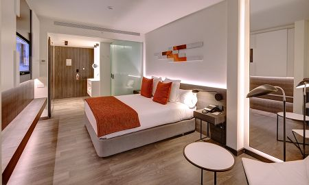 Design Double Room - Olivia Balmes Hotel - Barcelona