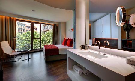 Chambre Double Premium - Olivia Balmes Hotel - Barcelone