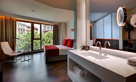 Premium Double Room - Olivia Balmes Hotel - Barcelona