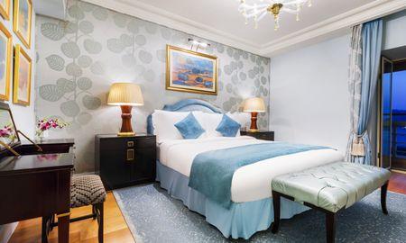 Suite Deluxe - Vue sur la Ville - Kempinski Nile Hotel - Le Caire