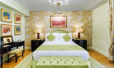 Suite Deluxe - Vue Nil - Kempinski Nile Hotel - Le Caire