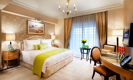 Chambre Deluxe - Vue sur la Ville - Kempinski Nile Hotel - Le Caire