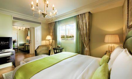 Suite Junior - Vue Nil - Kempinski Nile Hotel - Le Caire