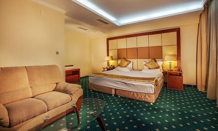 Suite Júnior - Kempinski Hotel Khan Palace - Ulan Bator