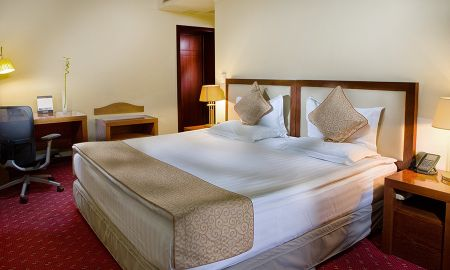 Quarto Superior - Kempinski Hotel Khan Palace - Ulan Bator