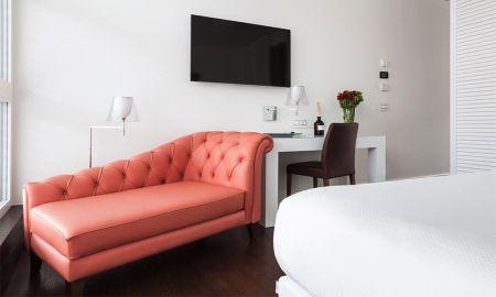 Suite Deluxe - Hotel Magna Pars Suites - Milano