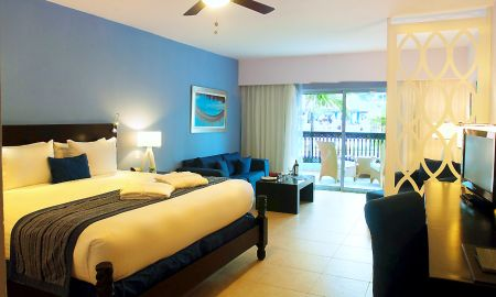 Privilege Junior Suite - Vue Piscine - Ocean Blue & Sand - Punta Cana