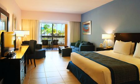 Suite Junior - Ocean Blue & Sand - Punta Cana