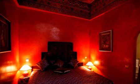 Superior Zimmer - Riad Ilayka - Marrakesch