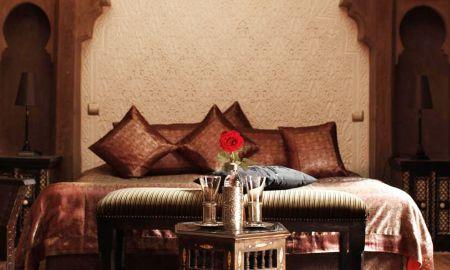 Suite Zimmer - Riad Ilayka - Marrakesch