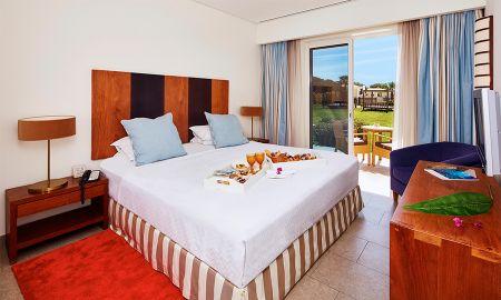 Suite dois quartos - Vista Sol Nascente - Monte Da Quinta Resort - Algarve