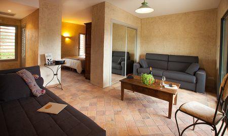 Apartment (2 to 4 people) - Hôtel-Spa Le Saint Cirq - Tour-de-faure