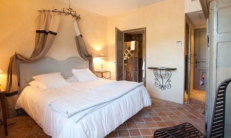 Double Room Quercynoise - Hôtel-Spa Le Saint Cirq - Tour-de-faure