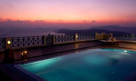 Villa Safira - Piscina Privativa - Celestia Grand Villas - Santorini