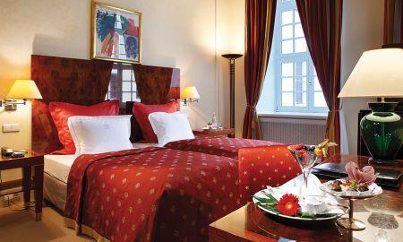 Suite Negocios - Hotel Taschenbergpalais Kempinski - Dresden