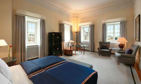 Habitación Doble Deluxe - Hotel Taschenbergpalais Kempinski - Dresden