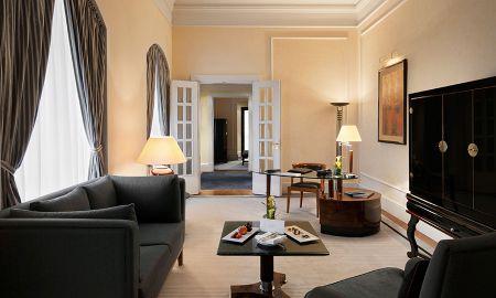 Suite Palais - Hotel Taschenbergpalais Kempinski - Dresden