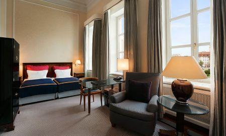 Habitación Doble Superior - Hotel Taschenbergpalais Kempinski - Dresden