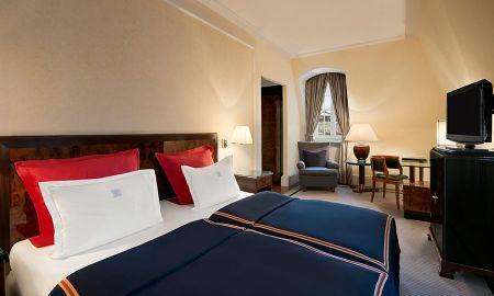 Habitación Doble Estándar - Hotel Taschenbergpalais Kempinski - Dresden