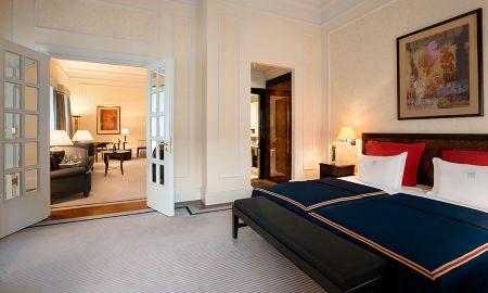 Suite Regenten - Hotel Taschenbergpalais Kempinski - Dresden