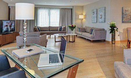 Park Prestige Suite Two Bedrooms Apartment - CVK Park Bosphorus Hotel Istanbul - Istanbul